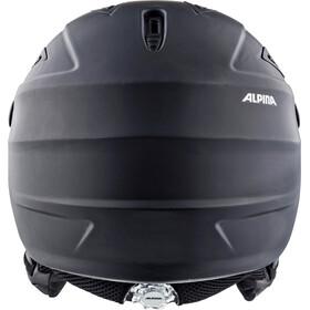Alpina Grap Visor 2.0 HM Hiihtokypärä, black matt